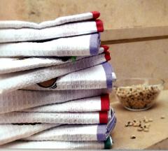 Σέτ πετσέτες κουζίνας TASTY