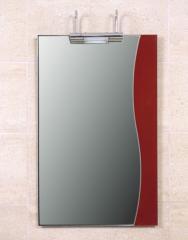 Καθρέπτης Norena Bronze 50x80