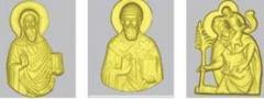 Άγιοι απο χρυσο