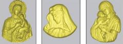 Παναγίες απο Χρυσο