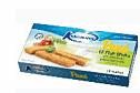 12 Fish Sticks από ολόκληρο φιλέτο βακαλάου (300g)