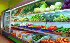 Φρούτα και λαχανικά βιολογικής καλλιέργειας