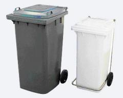 Δοχεία και κάδοι σκουπιδιών και αποβλήτων