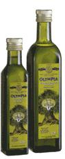 Ελαιόλαδο ΒΙΟ Ολυμπία σε Γυάλινη φιάλη 750ml