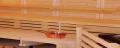 Sauna τύπου Sandwitch ή χοντρού μασίφ ξύλου