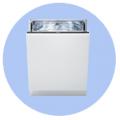 Πλυντήριο πιάτων πλήρους εντοιχισμού