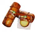 Καπνιστό ημίσκληρο τυρί «Μούζδροβο» από γάλα ορεινών κοπαδιών προβάτω