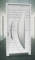Aluminum doors high quality