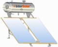 Ηλιακοι θερμοσιφωνεσ τριπλής ενεργείας