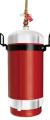 Πυροσβεστήρας τοπικής εφαρμογής ανοξείδωτος