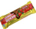 Σοκοφρέτα με γέμιση κρέμα φυσικής φράουλας