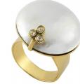 Δαχτυλίδι χρυσός 18Κ