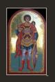 Στιλβωτές εικόνες, Εικονες Χριστού, Εικονες Παναγίας