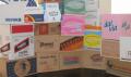Τυπωμένα και ατύπωτα χαρτοκιβώτια