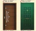 Θωρακισμένες Πόρτες Επένδυσης Αλουμινίου