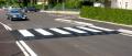 Υλικά Οδικής Ασφάλειας / Σαμαροδιάβαση