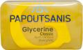Σαπούνι γλυκερίνης κίτρινο Papoutsanis