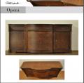 Wood furniture Opera