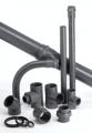 Σωλήνες και καμπύλες πίεσης ECO-HYDROKAR (χωρίς μόλυβδο)