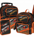 Σχολικές τσάντες Hot Wheels άτιστης ποιότητας