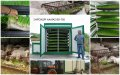Hydroponics fodder Machine mod: BS 750