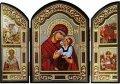 Βυζαντινές εικόνες αργυροχρυσοτυπίες