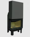 Το ενεργειακό τζάκι Kombi ta είναι ένα πρωτότυπο και πρωτοποριακό στη σχεδίαση και λειτουργία τζάκι κεντρικής θέρμανσης, το οποίο επιτυγχάνει μεγαλύτερο βαθμό απόδοσης από τα συμβατικά τζάκια.