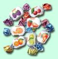Καραμέλες με χυμό φρούτων & Βιταμίνη C