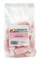 Ξερολούκουμο («Τσάρλεστον») με γεύση τριαντάφυλλο και κρυσταλική ζάχαρη