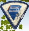 Υψηλής ποιότητας Μπλε τυρί Προστατευόμενης Ονομασίας Προέλευσης Castello® Danablu