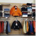 Ράφια ρούχων υψηλής ποιότητας