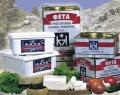 Τυρί φέτα από αιγοπρόβειο γάλα της περιοχής Ηπείρου