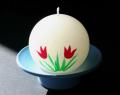 Παραγωγή κεριών διακοσμητικά, πασχαλινά, αρωματικ