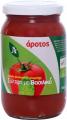 Basil sauce (Glass jar 330gr)