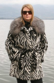 Sable plates and fur garments