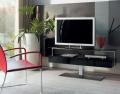 Έπιπλο Tηλεόρασης mod.Bit - Δρύς ή λάκκα σε διάφορα χρώματα και χρώμιο ή μέταλλο.