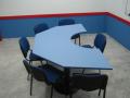 Τραπέζι αίθουσας για 5 μαθητές συν τον καθηγητή