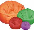 Πουφ μπάλα μπάσκετ  σε 4 μεγέθη και σε μεγάλη ποικιλία χρωμάτων