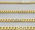 Χρυσές Καδένες Κ14 Μασίφ - GOURMETTE