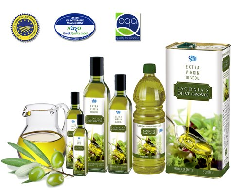 Laconias Olive Groves olive oil Greece, Εταιρεία, Λακωνία