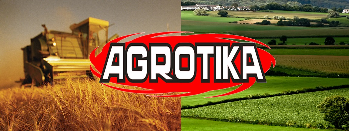 Agrotika, agricultural machinery, Καβάλα
