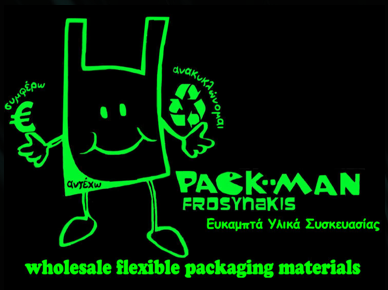 Pack-man.Frosynakis, Εταιρεία, Ηράκλειο