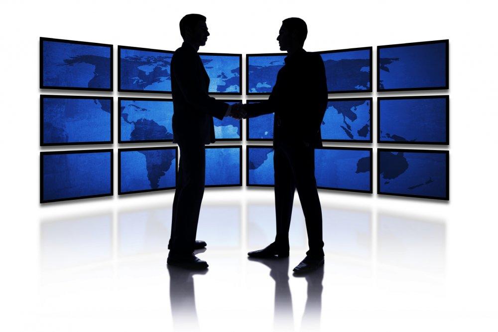 Παραγγελία Εκθέσεις και επιχειρηματικές συναντήσεις