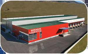 Παραγγελία Παροχή υψηλού επιπέδου υπηρεσιών Logistics