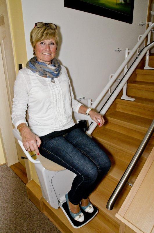 Παραγγελία Συντήρηση Ανελκυστήρων Σκάλας (stair lifts)