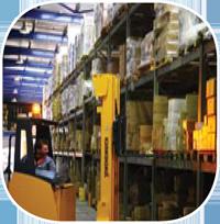 Παραγγελία Αποθηκευτικός χώρος και αποθήκευση εμπορευμάτων