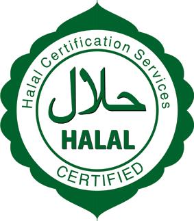 Παραγγελία HALAL CERTIFICATE 004/2015