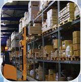 Παραγγελία Αποθηκευση εμπορευμάτων σε εξειδικευμένους χώρους