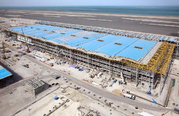 Παραγγελία Κατασκευές ιδιαιτέρως αυστηρών προδιαγραφών (Κτήρια Αεροδρομίων)