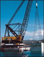 Παραγγελία Εκτέλεσης θαλασσίων έργων με σύγχρονες τεχνολογίες